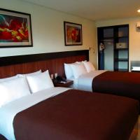 Executive Suite Two Double Beds