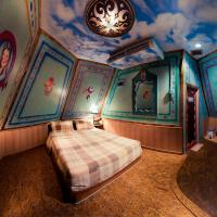 Deluxe Double Room-Apache Indian House Cottage