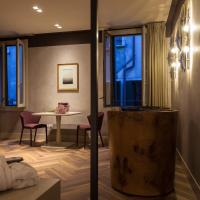 Queen Suite with City View and Turkish Bath