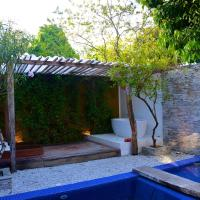 Chalet Garden with Bath and Private Pool