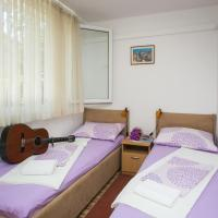 Two-Bedroom Apartment with Terrace and Garden View