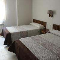 Triple Room 3 single beds