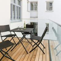 One-Bedroom Apartment with Balcony (Top 12)