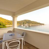 Comfort One Bedroom Apartment with Terrace and Sea View