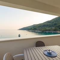 Superior One Bedroom Apartment with Terrace and Sea View