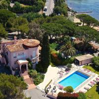 Hotel Pictures: Hotel Villa Des Anges, Sainte-Maxime