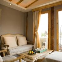 French Countryside Suite with 2 Balcnoies