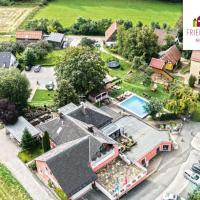 Hotel Pictures: Familienhotel Friedrichshof, Obertrubach