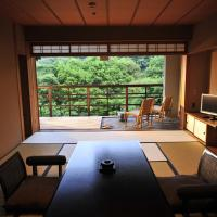Japanese-Style Suite with Spa Bath and Sauna