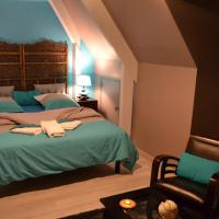 Double Room with Garden View - Livingstone