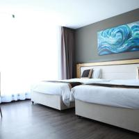 Deluxe Twin Room with City View