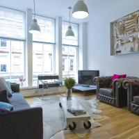 Glasgow Designer Vacation Apartment