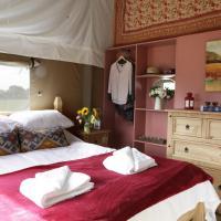 Three-Bedroom Tent