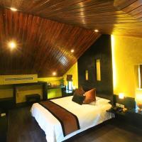 Luxury Double Room with Terrace 1
