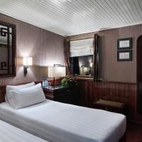 Deluxe Seaview Double or Twin Room with Balcony