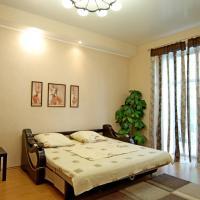 Apartment with Balcony - M. Komsomolskaya