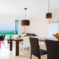 Two Bedroom Deluxe Beachfront Suite