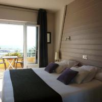 Privilege Double Room with Terrace and Sea View