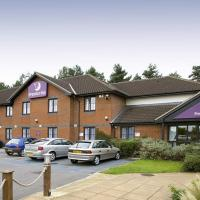 Hotel Pictures: Premier Inn Norwich - Showground/A47, Costessey