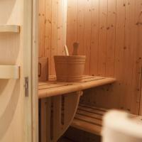 Junior Suite with Sauna