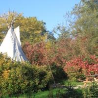 Tipi - 2 persons (15 m2)