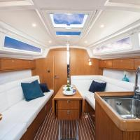 Family Cabin on Boat