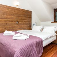 Two-Bedroom Apartment - 3rd Floor (Attic)