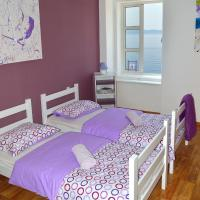 Twin Room with Shared Bathroom and Sea View