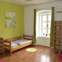 Bed in 5-Bed Mixed Dormitory Room with Sea View