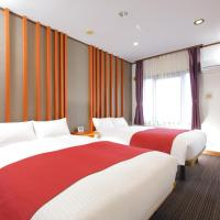 Deluxe Twin Room with Sky Tree View - Smoking