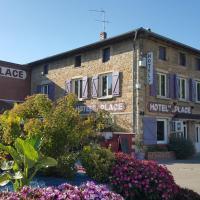 Hotel Pictures: Hotel de la Place, Loyettes