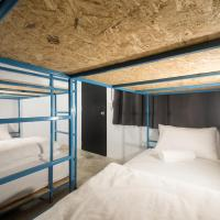 Deluxe 4-Beds with Fan