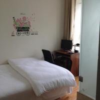 Deluxe Single Room with Computer