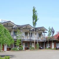 Hotelbilleder: Waldhotel zum Bergsee Damme, Damme