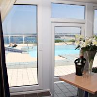 Superior Double or Twin Room with Sea View (Poolside)