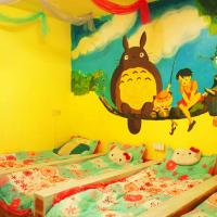 Mainland Chinese Citizens-4 Bed for Male Dormitory