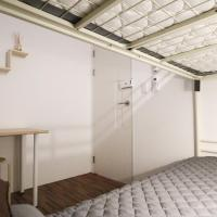 Male Twin Room with Bunk Beds