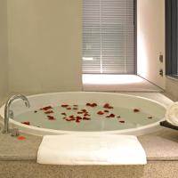Deluxe Twin Room with 2 Outdoor Hot Spring Tickets