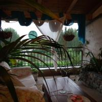 Double Room with Terrace and Mountain View