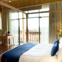 Hotel Pictures: Heshun·Zhuxi Garden Holiday Inn, Tengchong