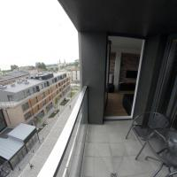 One-Bedroom Apartment with Balcony - Lubicz Street