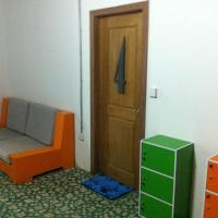 1 Bed in 14-Bed A/C Mixed Dormitory Room with Ensuite