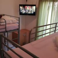 Bed in 5-Bed Mixed Dormitory Room