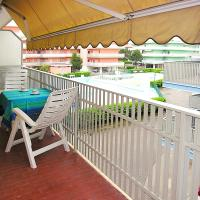 One-Bedroom Apartment with Pool View (4 Adults)