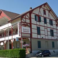 Hotel Pictures: Hotel Restaurant Bahnhof, Schüpfen