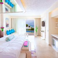 Junior Suite with Terrace and Pool