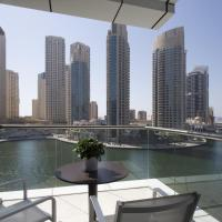One-Bedroom Deluxe with Marina and Sea View