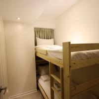 Bed in 2-Bed Female Dormitory Room
