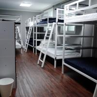 Bunk Bed in 8-Bed Male Dormitory Room
