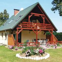 Two-Bedroom Holiday home Vollrathsruhe with a Fireplace 07